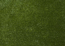 Green Turf background. Beautiful green turf for in-house golf putting green royalty free stock image