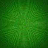 Green twirl circular wave Background. Stock Photos