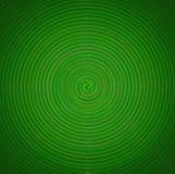 Green twirl circular wave Background. Stock Photos