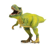 Green tyrannosaurus Stock Photography