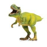 Green tyrannosaurus Stock Photography