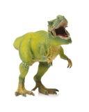 Green tyrannosaurus Royalty Free Stock Photography