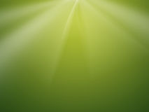 Green Underwater Sunlight Background Royalty Free Stock Photography