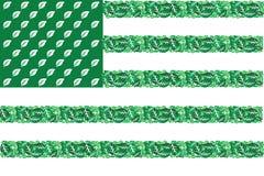 Green USA Stock Image