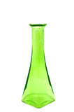 Green vase Stock Image