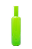 Green Vase. This is a green vase in isolated shot stock photography