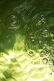 green vatten Royaltyfria Foton