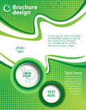 Green vector design Royalty Free Stock Images