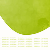 Green vector natural background Royalty Free Stock Photos