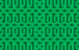 Green vector seamless abstract background, pattern Royalty Free Stock Photography