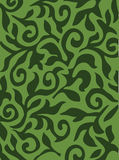 Green vector texture Stock Images