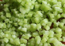 Green Vegetable. With closeup shot Royalty Free Stock Photography