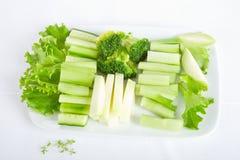 Green vegetable Royalty Free Stock Photos