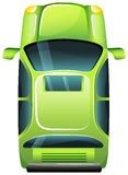 A green vehicle Royalty Free Stock Images