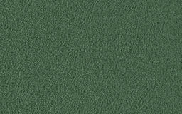 Green velour fabric. A green velour fabric texture Royalty Free Stock Image