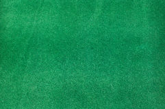 Green velvet background Royalty Free Stock Photo