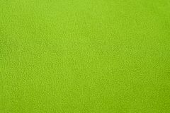 Green velvet texture Stock Photography