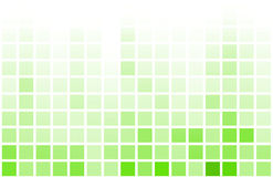 Green Video Game Pixel Gaming Abstract Background