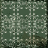 Green  vintage background Royalty Free Stock Photos