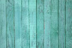 Green vintage distressed wooden boards royalty free stock photos