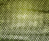 Green Vintage Dots Texture. Background Royalty Free Stock Photography