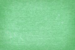 Green vintage lined cotton Royalty Free Stock Photography