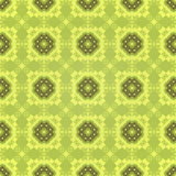 Green vintage wallpaper Royalty Free Stock Photography