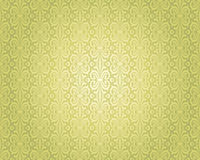 Green vintage wallpaper background design pattern Stock Photos