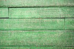 Green vintage wood background Stock Photography