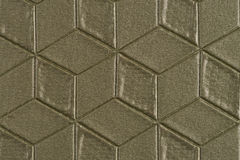 Green vinyl texture Royalty Free Stock Image