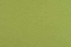 Green vinyl texture Stock Images