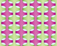 Green - violet seamless pattern. Stock Photography