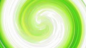 Green Vortex Line Background Beautiful elegant Illustration graphic art design Background vector illustration