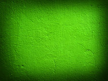 Green wall. Royalty Free Stock Photography