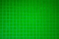 A green wall Royalty Free Stock Image
