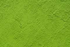 Green wall background Stock Photography