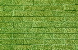 Green wall background Royalty Free Stock Photography