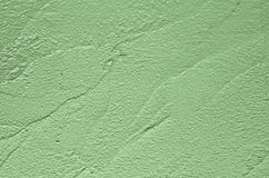 Green wall surface Royalty Free Stock Image
