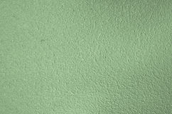 Green wall surface Stock Images
