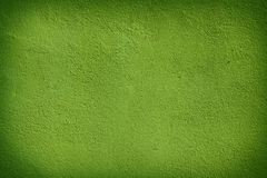 Green wall texture for background usage Royalty Free Stock Photography