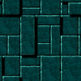 Green wall texture Stock Image