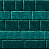 Green wall texture Royalty Free Stock Image