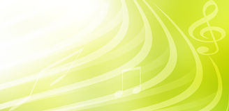 Green wallpaper Stock Photography