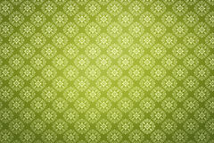 Green wallpaper Stock Images