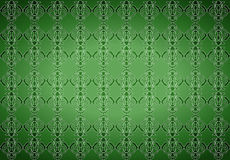 Green wallpaper Royalty Free Stock Photography