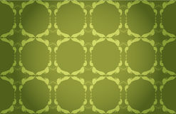 Green wallpaper Royalty Free Stock Images