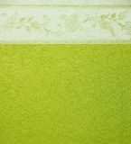 Green wallpaper background Royalty Free Stock Images