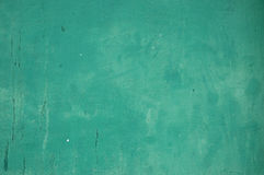 Green walls. Walls with paint green colors background Royalty Free Stock Photos