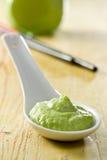 Green wasabi Stock Photography