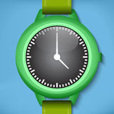 Green Watches Stock Photos